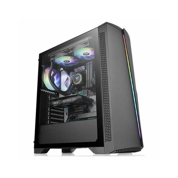 Kućište Thermaltake H350 TG RGB Edition