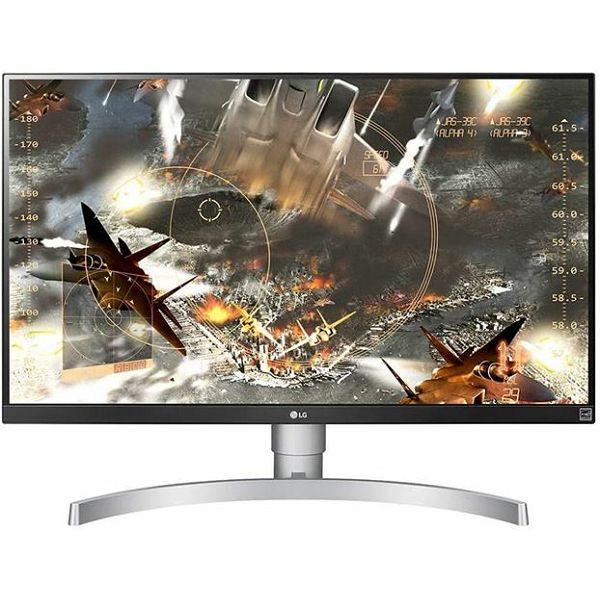 Monitor 27 LG 27UL650-W 4K UHD IPS LED