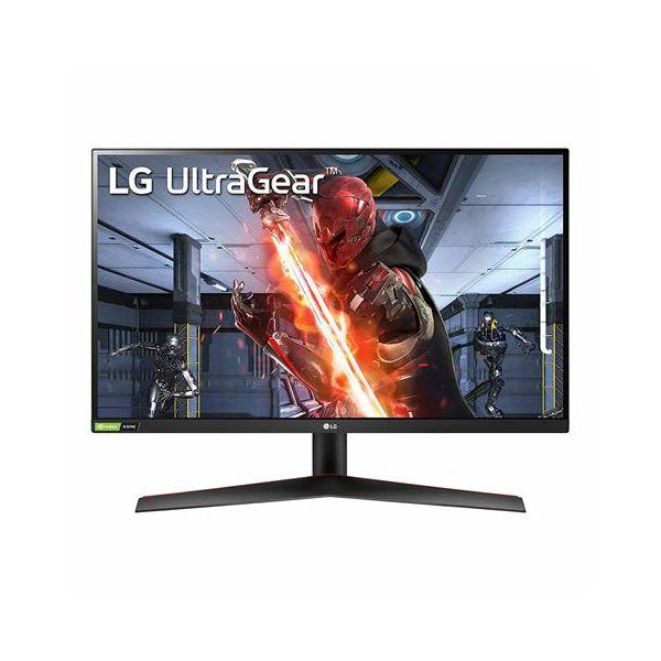 MON 27 LG 27GN600-B Gaming IPS 1ms 144Hz GSync