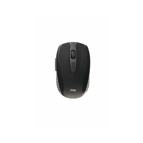 MS FOCUS M125 crni bežični miš