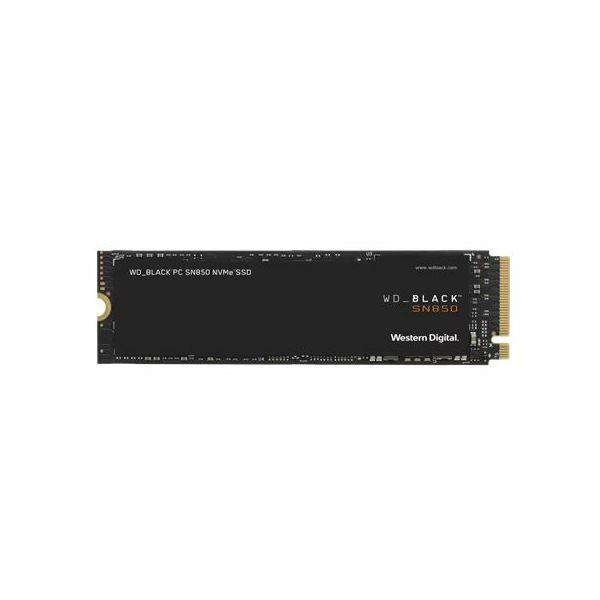 SSD Western DigitalBlack™ SN850 NVMe M.2 500GB WDS500G1X0E