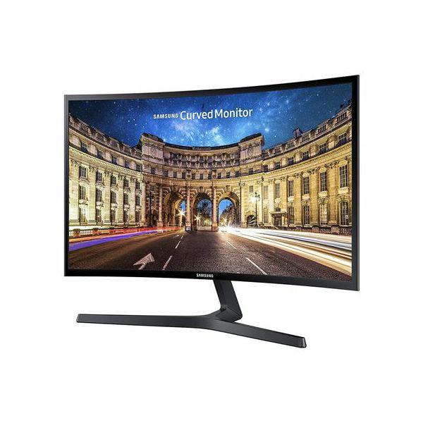 Monitor Samsung LC24F396FHRXEN FHD VA Curved VGA HDMI