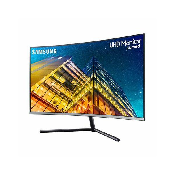 Monitor Samsung LU32R590CWRXEN Curved 4K VA DP HDMI Frameless