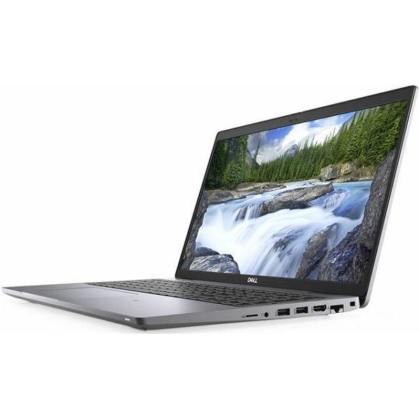 Laptop Dell Latitude 5520, N004L552015EMEA, i5 1135G7, 8GB, 256GB SSD, 15.6'' FHD, Win 10 Pro