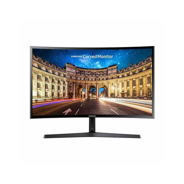 Monitor Samsung LC27F396FHRXEN FHD VA Curved HDMI VGA
