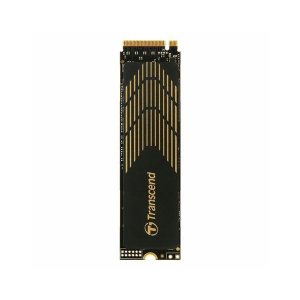 SSD 500GB TS MTE240S PCIe M.2 2280 NVMe