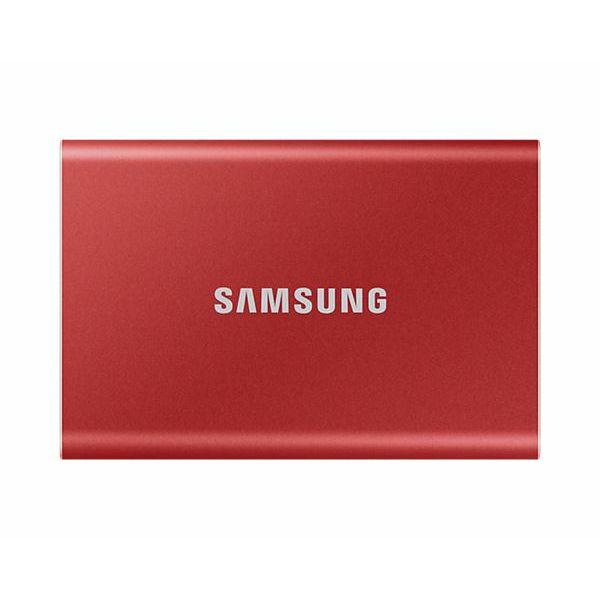 Vanjski SSD 1TB SAM Portable T7 Red