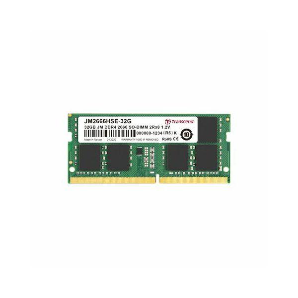 MEM SOD DDR4 32GB 3200MHz JetRAM TS