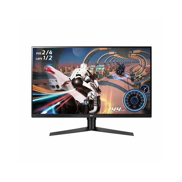 Monitor 32 LG 32GK650F-B QHD VA DP HDMI 144Hz FreeSync