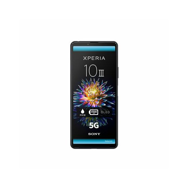 Mobitel Sony Xperia 10 III Black