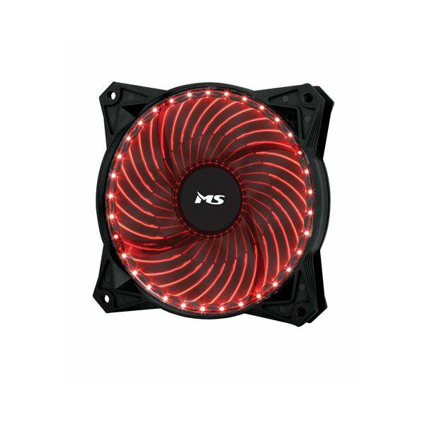 MS FREEZE L222 crveni LED ventilator