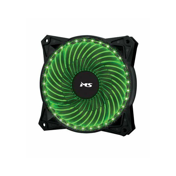 MS FREEZE L221 zeleni LED ventilator