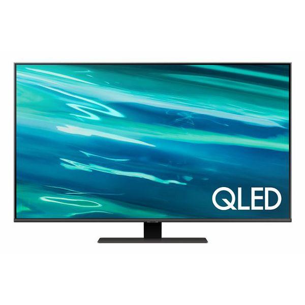 SAMSUNG QLED TV QE55Q80AATXXH, SMART