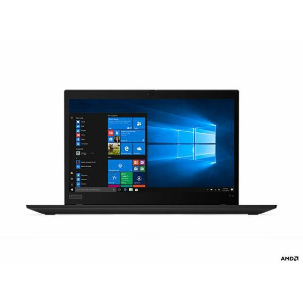 Laptop Lenovo ThinkPad T14s Gen 1, Ryzen 5 PRO 4650U, 16GB, 512GB SSD, 14