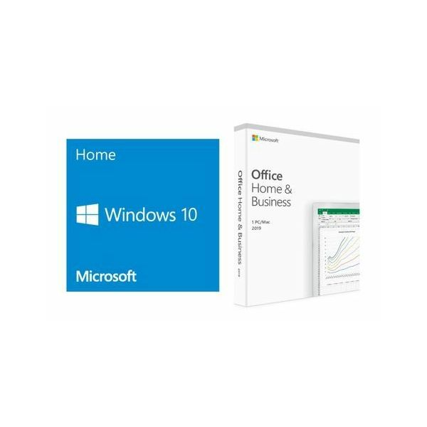 DSP Win10 Home + Office H&B 2019 - ENG, KW9-00139 + T5D-0330