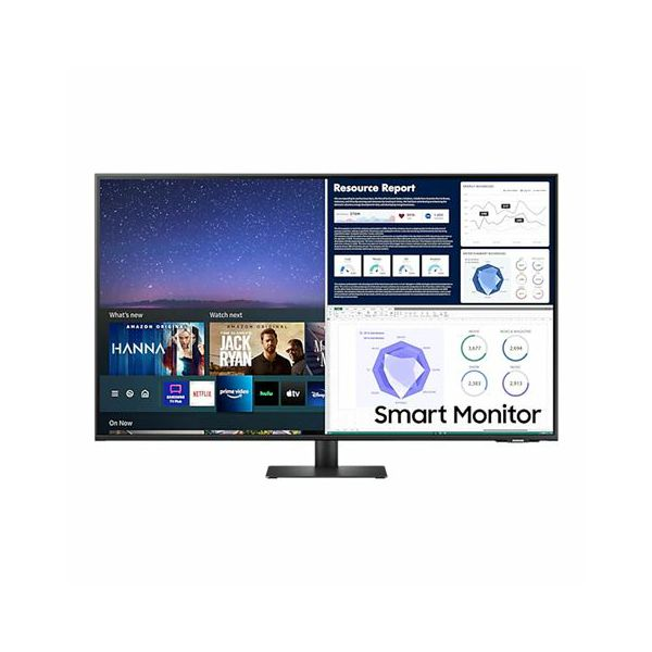 Monitor Samsung LS43AM700UUXEN UHD VA Smart