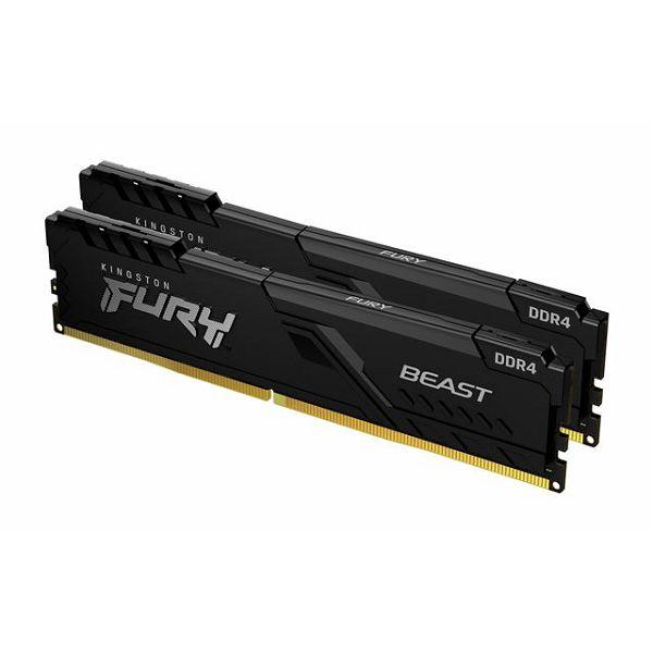MEM DDR4 8GB 3200MHz (2x4) Fury BEAST