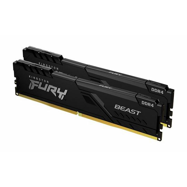 MEM DDR4 16GB 3200MHz (2x8) Fury BEAST