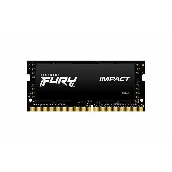 MEM DDR4 16GB 3200MHz Fury IMPACT