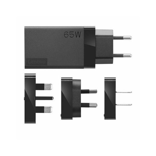 Lenovo 65W USB-C AC Travel Adapter, G0A6N065WW