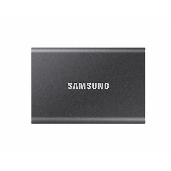 Vanjski SSD 2TB Samsung Portable T7 Titan Grey USB 3.2
