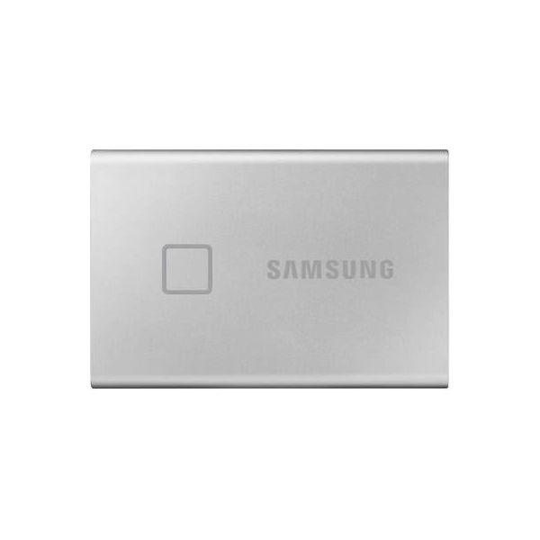 Vanjski SSD 500GB SAM Portable T7 Silver EU