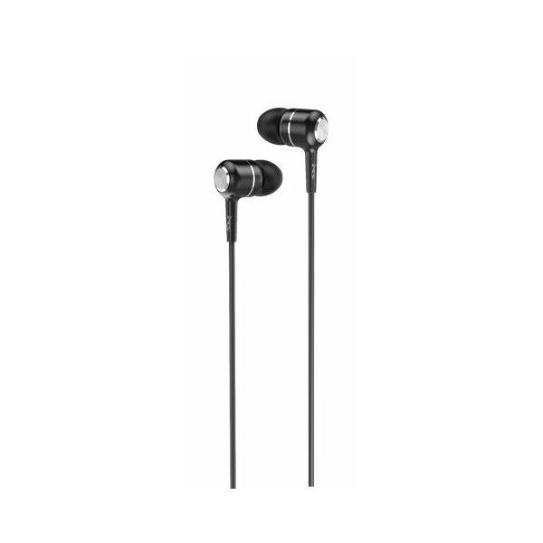 MS OASIS 2 in-ear crne slušalice