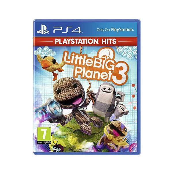 GAM SONY PS4 igra Little Big Planet 3 HITS