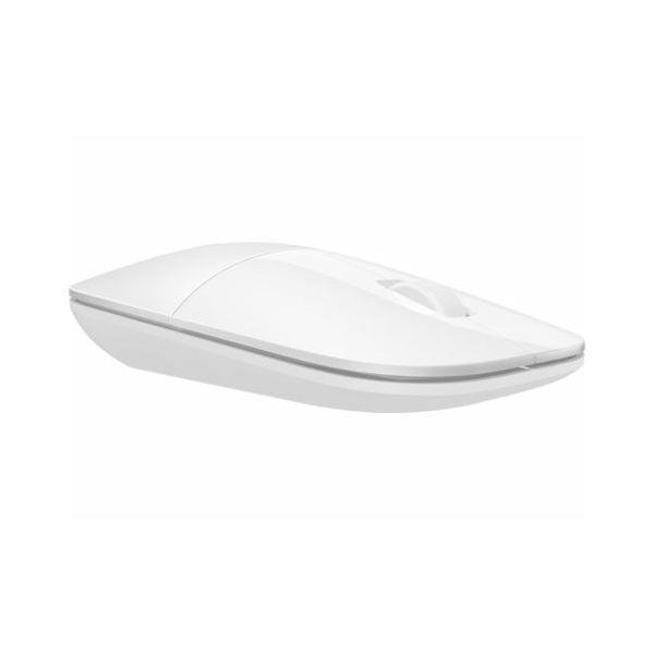 HP miš Z3700, bežični, bijeli, V0L80AA