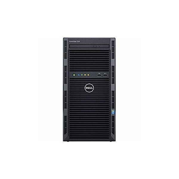 SRV DELL T30, E-1225 3.3 Gz, 2x1TB, 1x8GB MEM