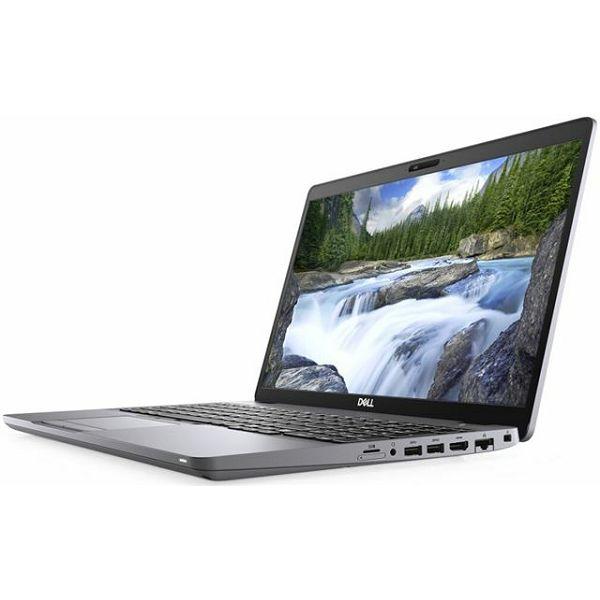 Laptop Latitude 5510, 15,6/FHD/i7-10610U/16GB/S512GB/INT/NO-ODD/W10