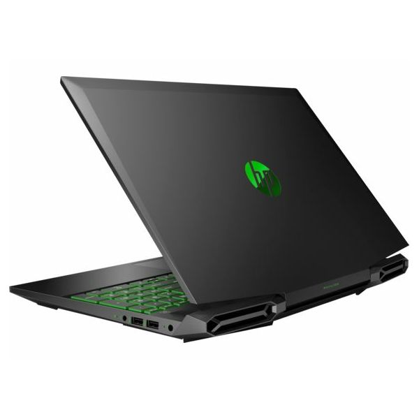Laptop HP Pavilion Gaming 7SD99EA / Core i7 9750H, 8GB, 256GB SSD, GeForce GTX 1650 4GB, 15.6'' IPS FHD, DOS, crno