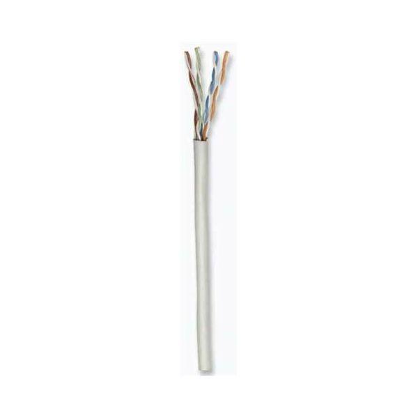 Cat6 Bulk Cable, Solid, 23 AWG, SOHO, UTP, 305 m