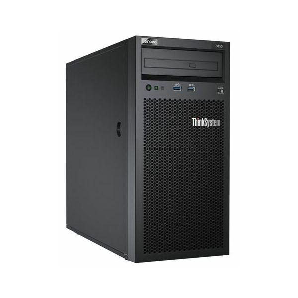 Server Lenovo ST50 E-2124 8GB RAM 2x2TB DVDRW
