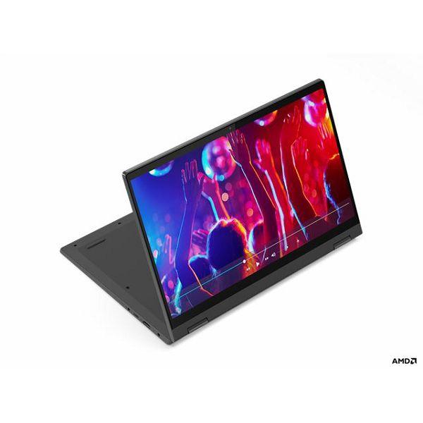 Laptop Lenovo Flex 5 14ARE05, 81X2009ASC, Ryzen 5 4500U, 8GB, 512GB SSD, 14