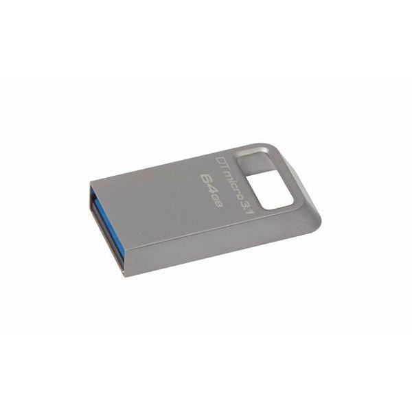Memorija 64GB Data Traveler Micro USB 3.1/3.0 Type A Metal b