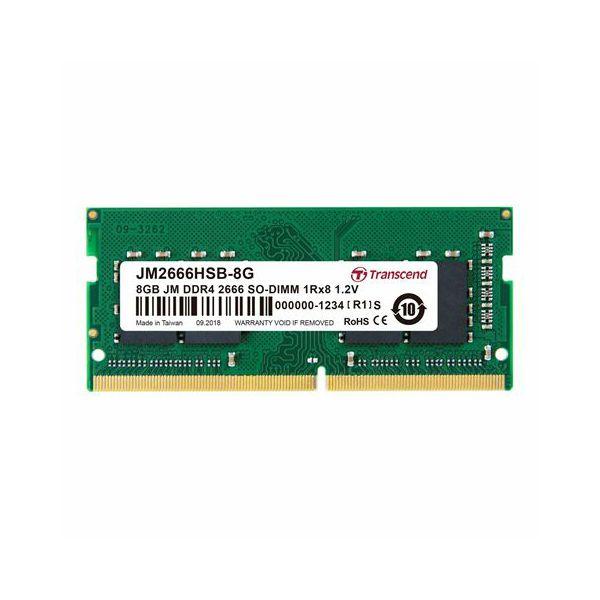 Memorija za prijenosna računala SO-DIMM DDR4 8GB 2666MHz Jet