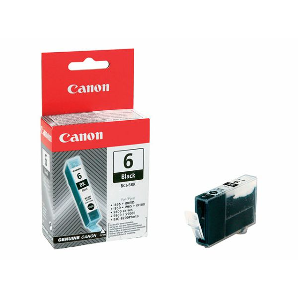 CANON BCI-6bk Ink black