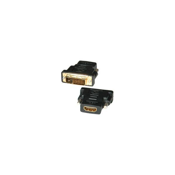 Roline adapter DVI na HDMI (DVI M - HDMI F)