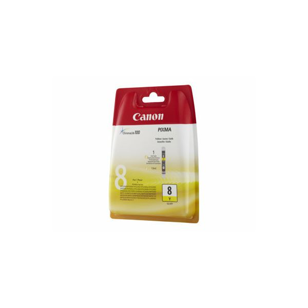 CANON CLI-8Y ink yellow MP800 500