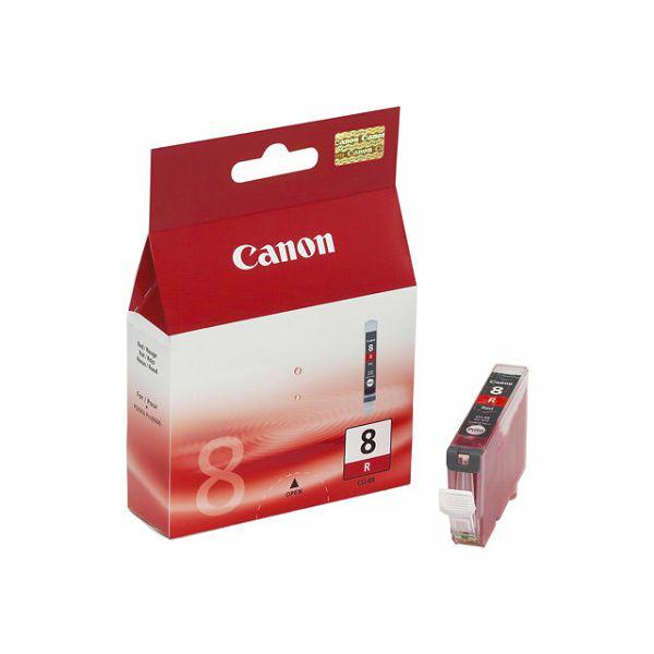 CANON CLI-8r Ink red for Pixma Pro9000