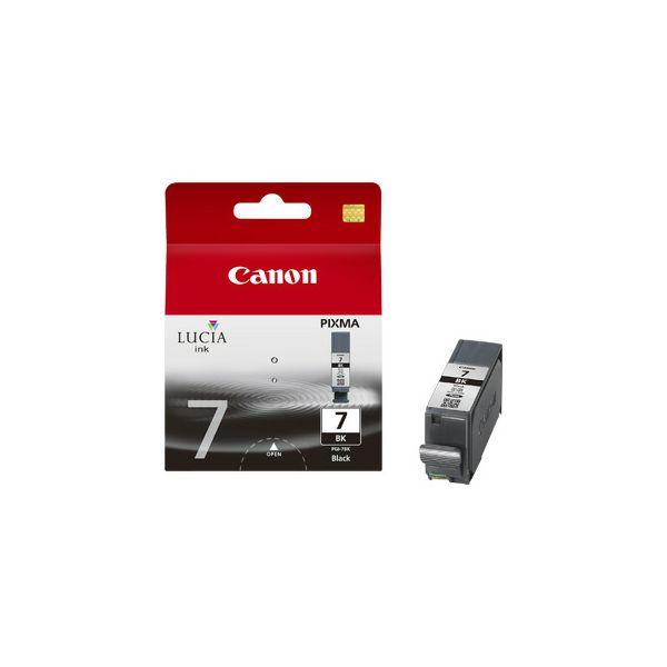 CANON PGI-7bk ink black