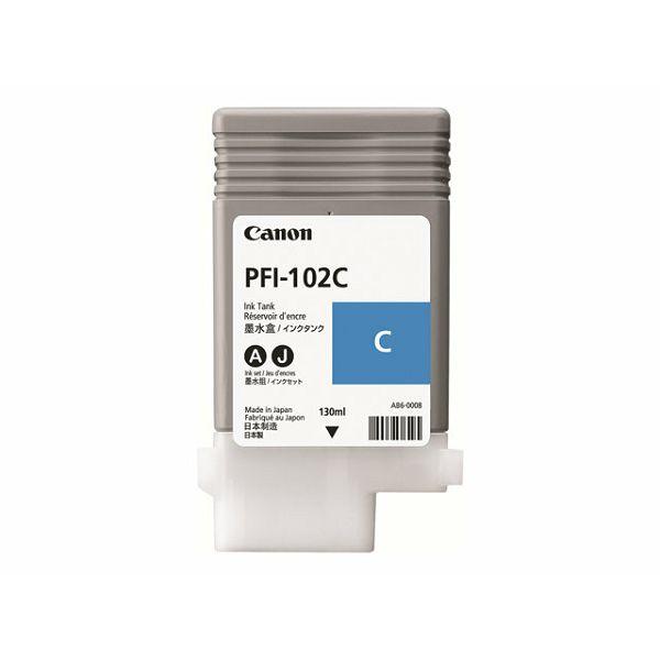CANON PFI-102c Ink cyan