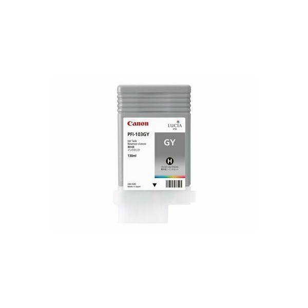 CANON PFI-103gy Ink grey iPF5100