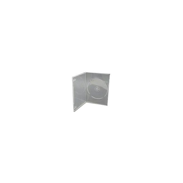 DVD-BOX slim, prozirni