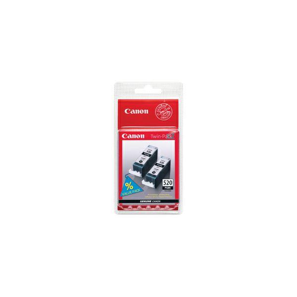 CANON PGI-520BK TwinPack black BLISTER
