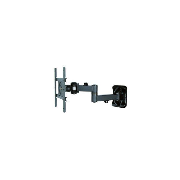 Roline VALUE zidni nosač za monitor, 5 spojeva, nosivost 25kg, crni