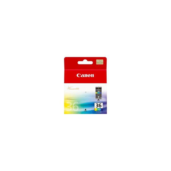 Tinta Canon cartridge CLI-36 color (12ml)