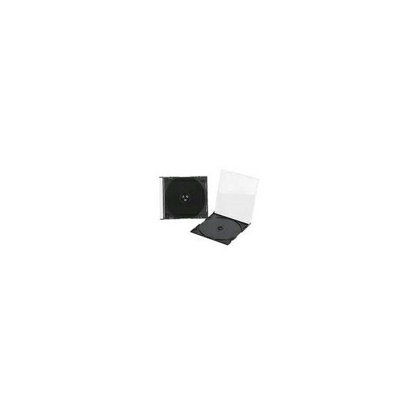 CD Slim Box, prozirni