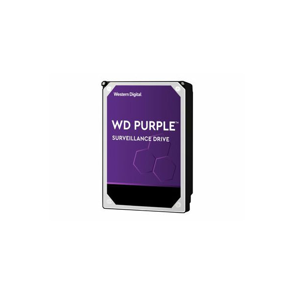 WD Purple Desktop HDD 4TB  Retail